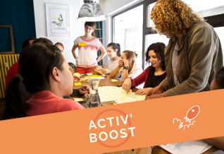 Activ'Boost @Paris (9h45-13h)
