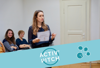 Activ'Pitch @Paris (9h45 - 13h)