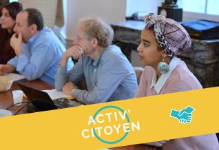 Activ'Citoyen- Café collaboratif
