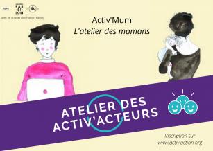 Activ'MUM 💻 En ligne (20h45-22h30)