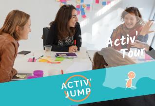 Activ'Jump 🏠 Mérignac (09h30-12h30)