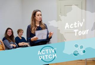 Activ'Pitch 🏠 Paris (9h45 - 13h)