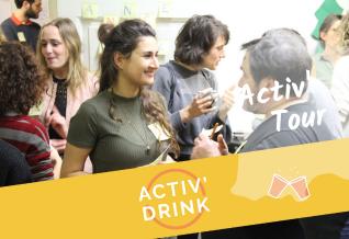 Activ'Drink 🌲 Paris (15h-17h)