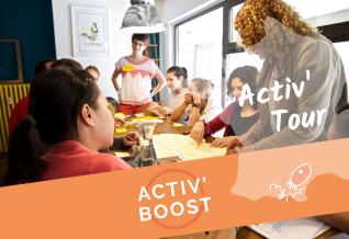 Activ'Boost 💻 Enligne (9h30-12h45)