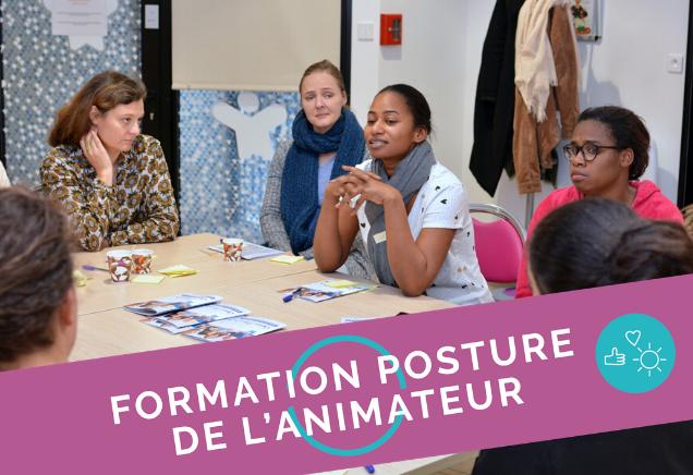 Formation Posture de l'animateur 🏠 Pantin (13h45-17h)