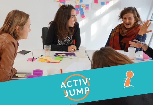 [ANNULE] Activ'Jump 💻 EnLigne (9h30-12h45)