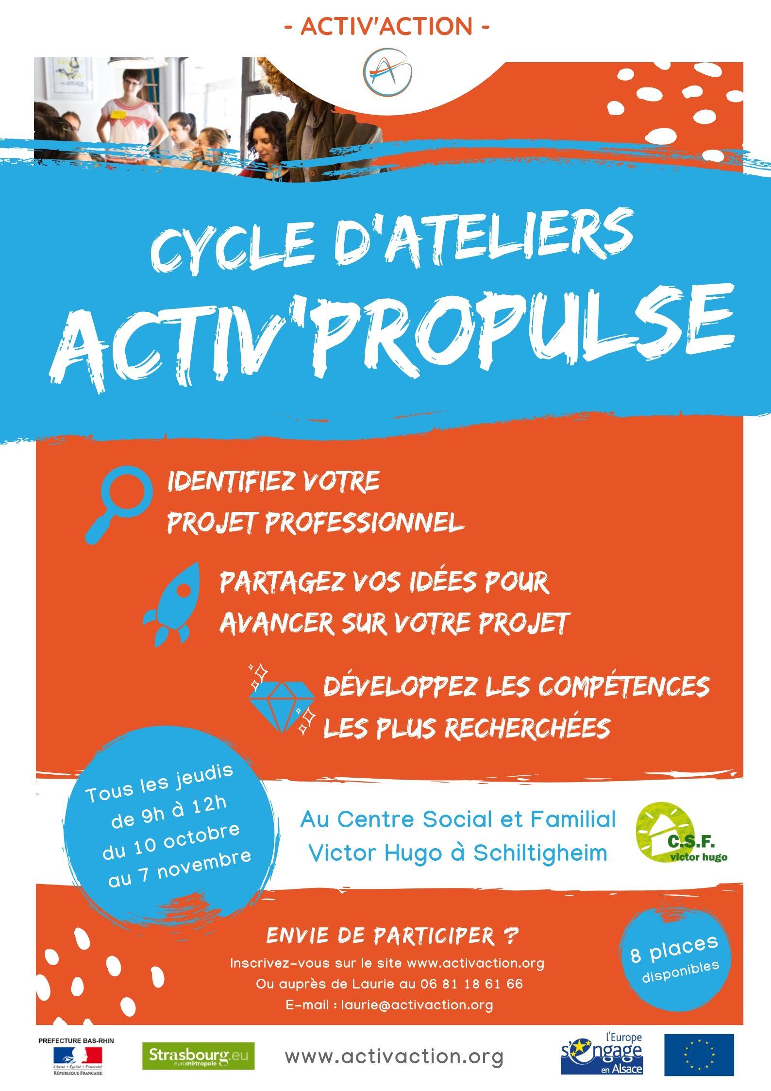 Activ'Propulse - Atelier#4