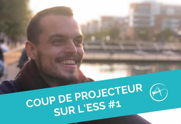 Coup de Projecteur sur l'ESS #1 | Le parcours de Damien et son entreprise Fullness Clothing