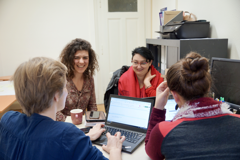 Activ'Coworking @Huttenheim (9h-12h)