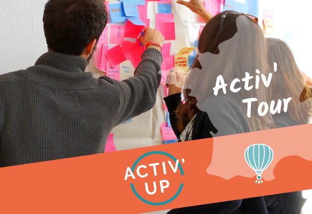 Activ'Up 🏠 Paris (9h45 - 13h)