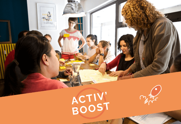 Activ'Boost @Paris9 (13h45-17h)