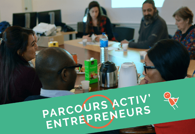 Activ'Pitch @Paris 13ème (09h45-13h00)