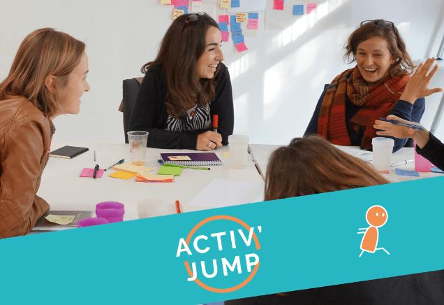 Activ'Jump @Bagnolet (14h-17h15)