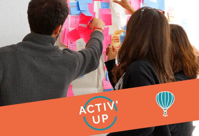 Activ'Up Partie 1 @EnLigne (10h-12h)